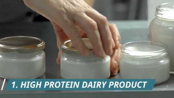 High Protein Dairy Product