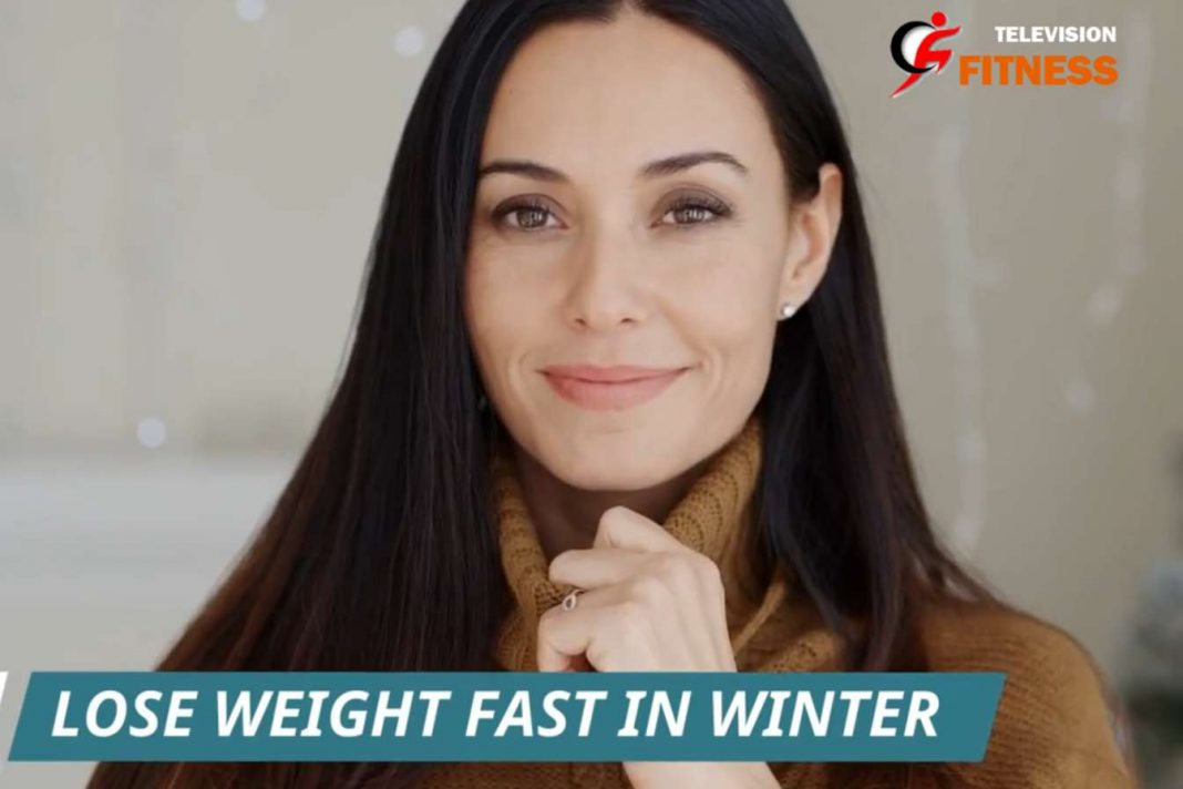 how to lose weight in winter without exercise