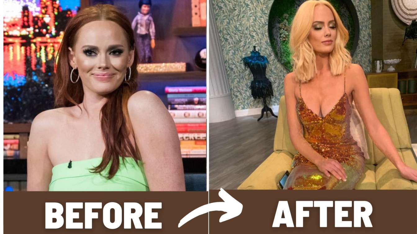 Kathryn Dennis weight loss Before & After
