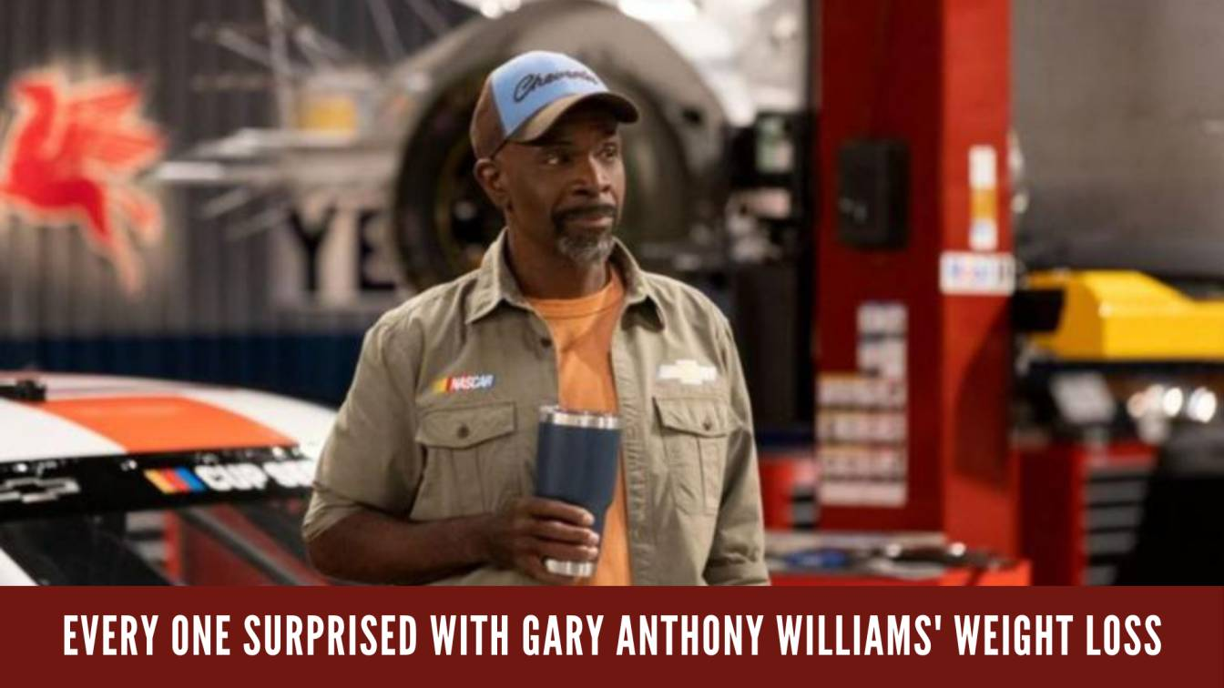 About Gary Anthony Williams