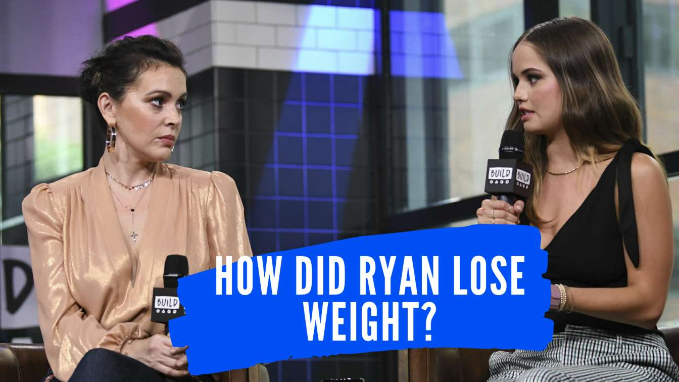 How did Ryan lose weight