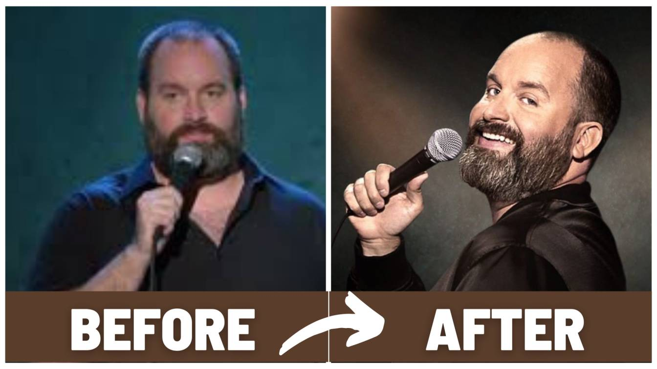 Tom Segura Before and After
