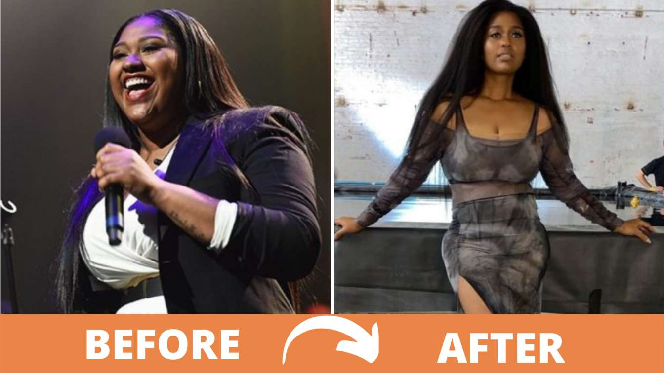 Jazmine Sullivan Weight Before and After